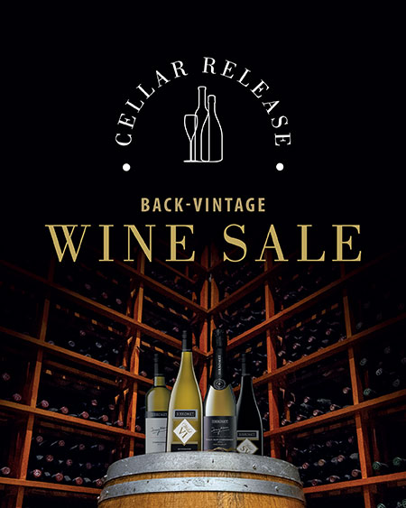 Club Sirromet Cellar Release Back Vintage Sale
